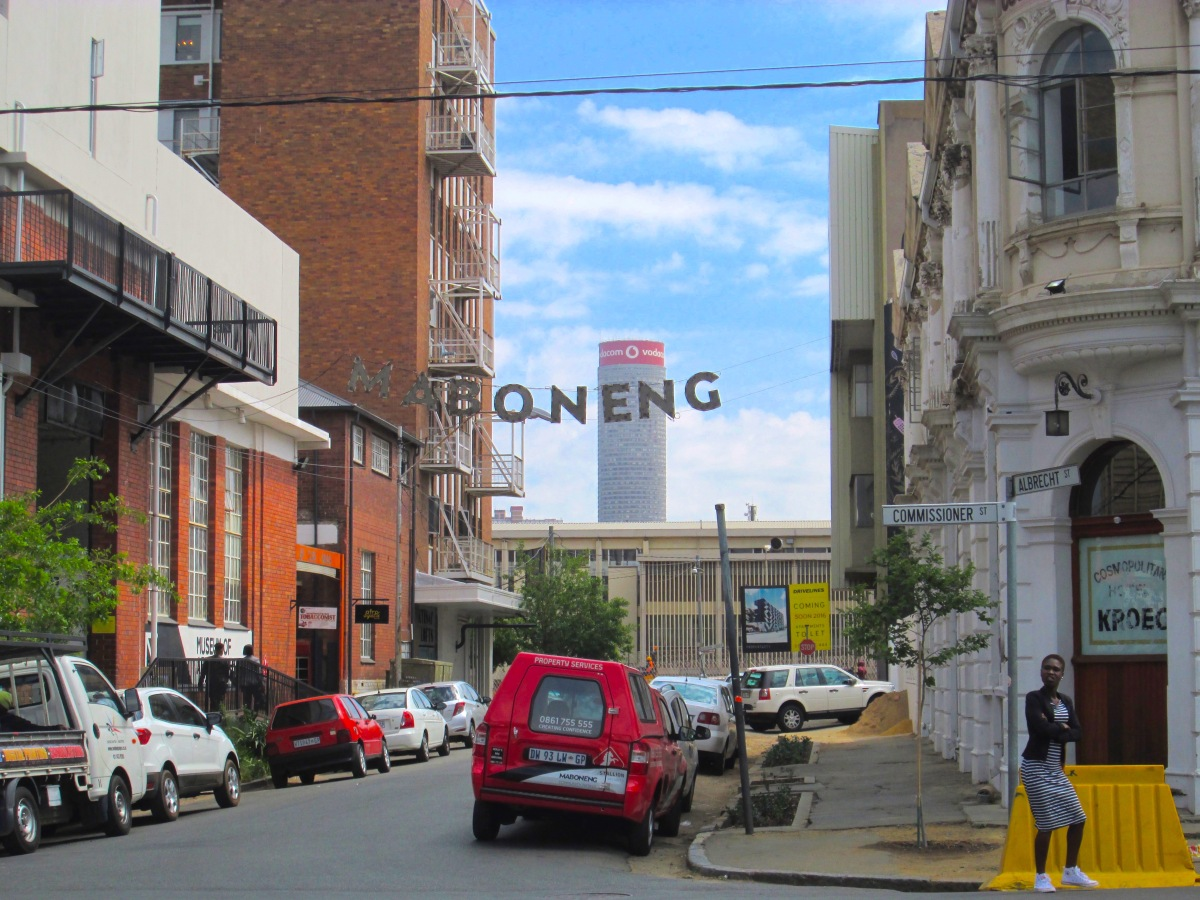 Maboneng: hipper than Hoxton