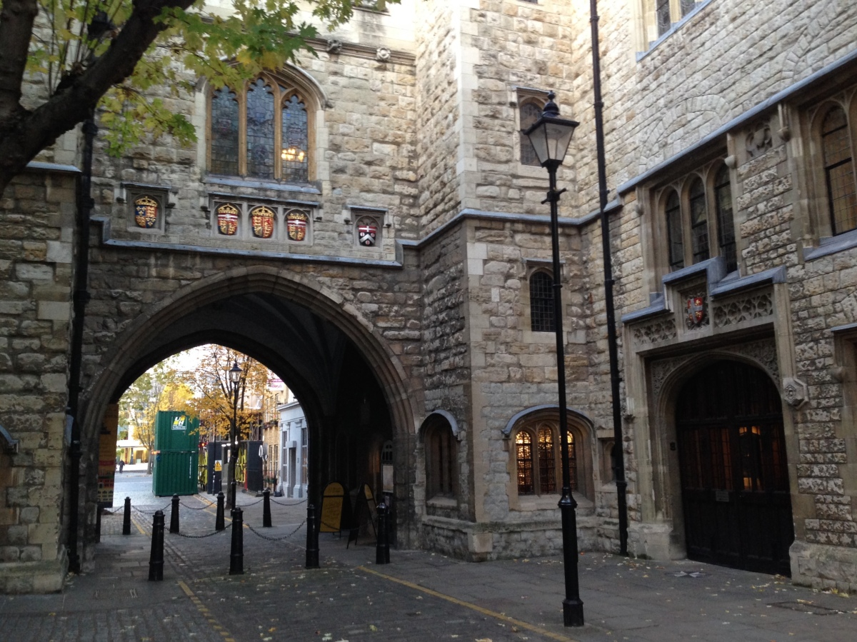 London's Hidden Gems: The Museum of the Order of St John