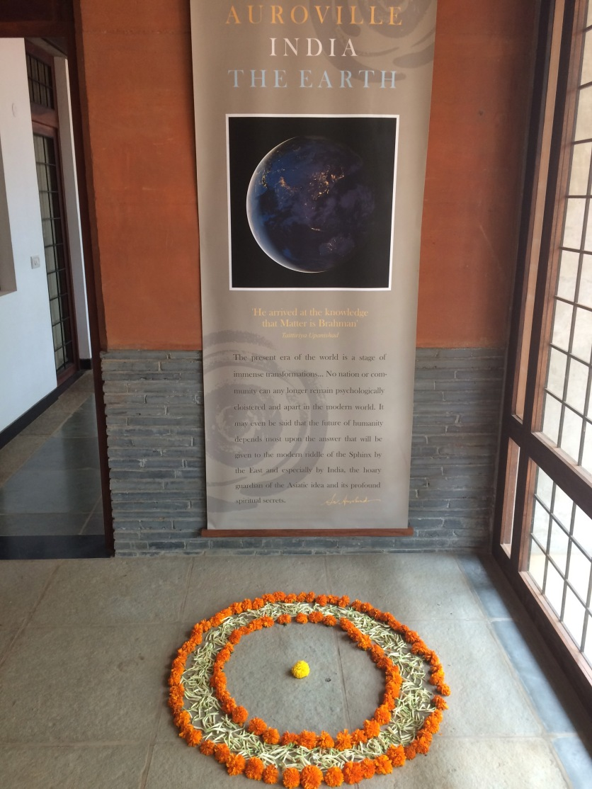 Auroville's mission