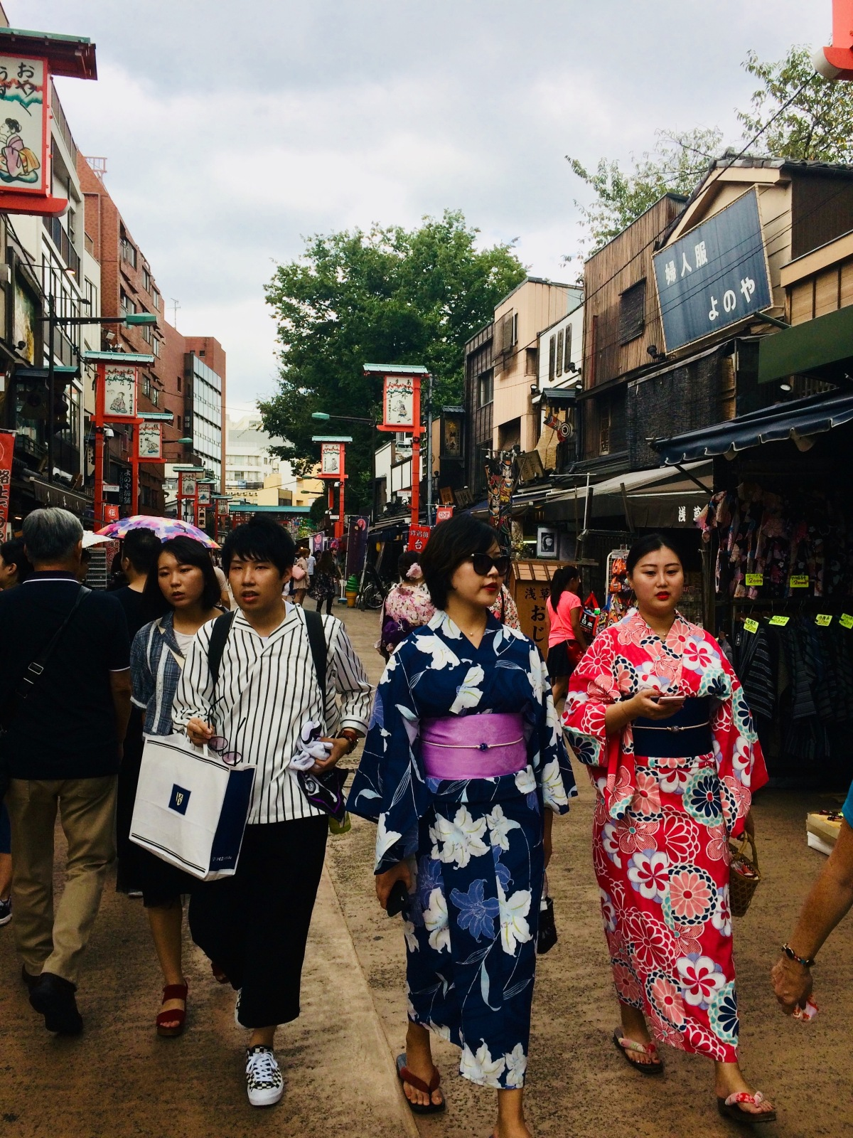 Tokyo: where past and present meet in thefuture